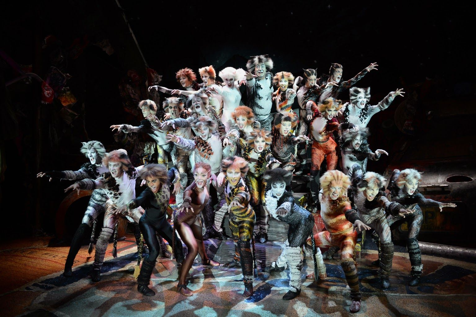Pin By Lin Kerns On Cats The Musical Musicals Jellicle Cats Cats Musical