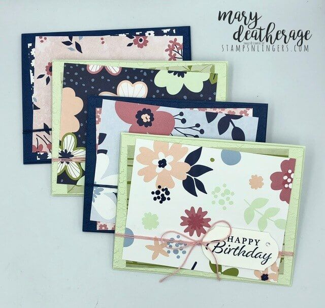 Stampin' Up! Paper Blooms & Happy Thoughts Sneak P
