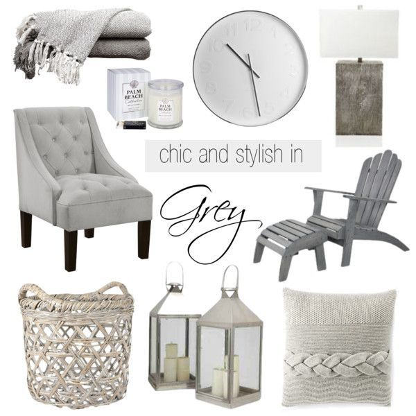Chic In Grey   Hamptons Style More