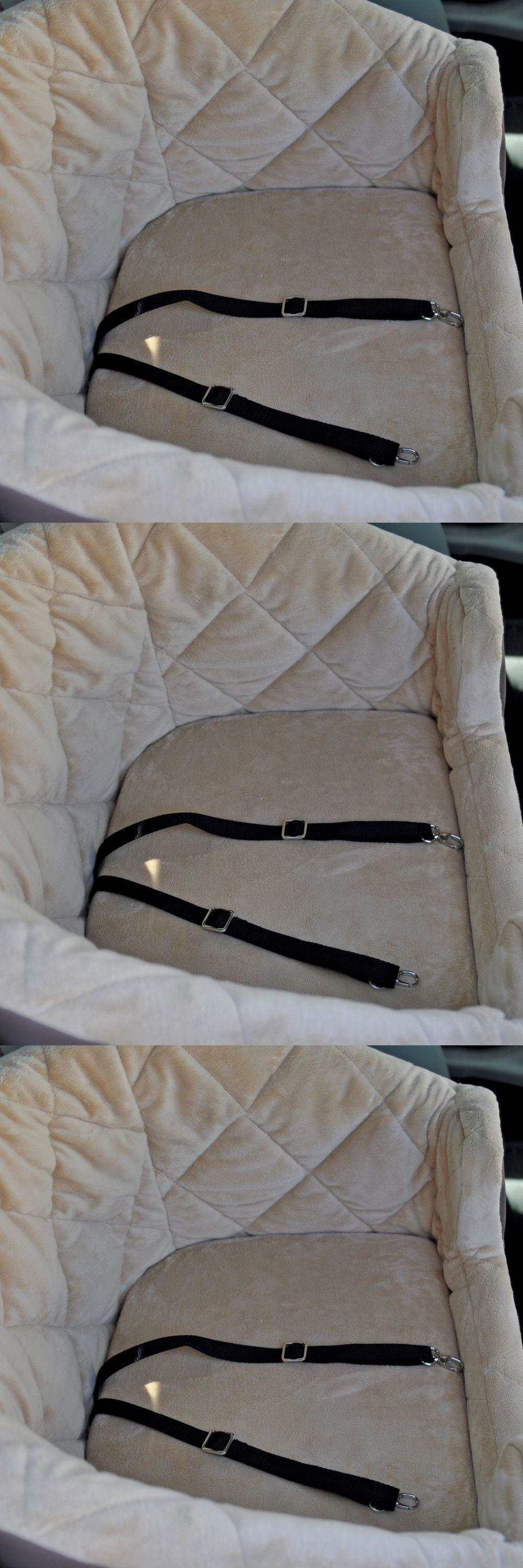 Car seats and barriers kandh pet products small gray pet car