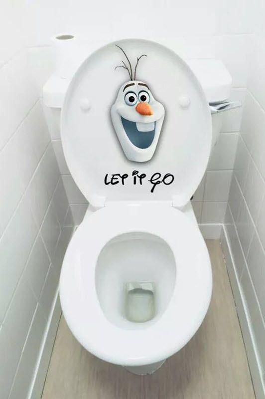 Let it go.... ;-)