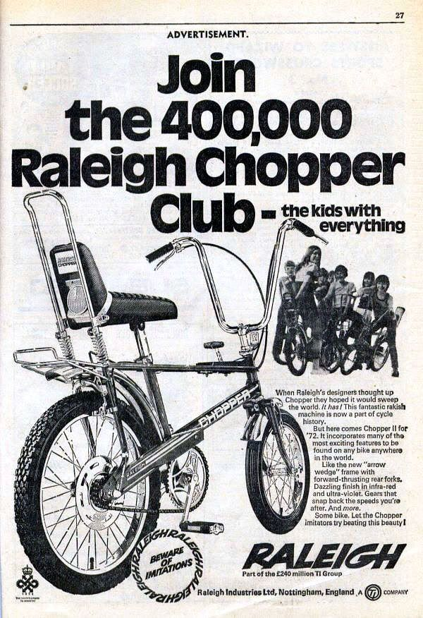 Raleigh Chopper Google Search Chopper Cycles Pinterest Choppers Childhood And Nostalgia