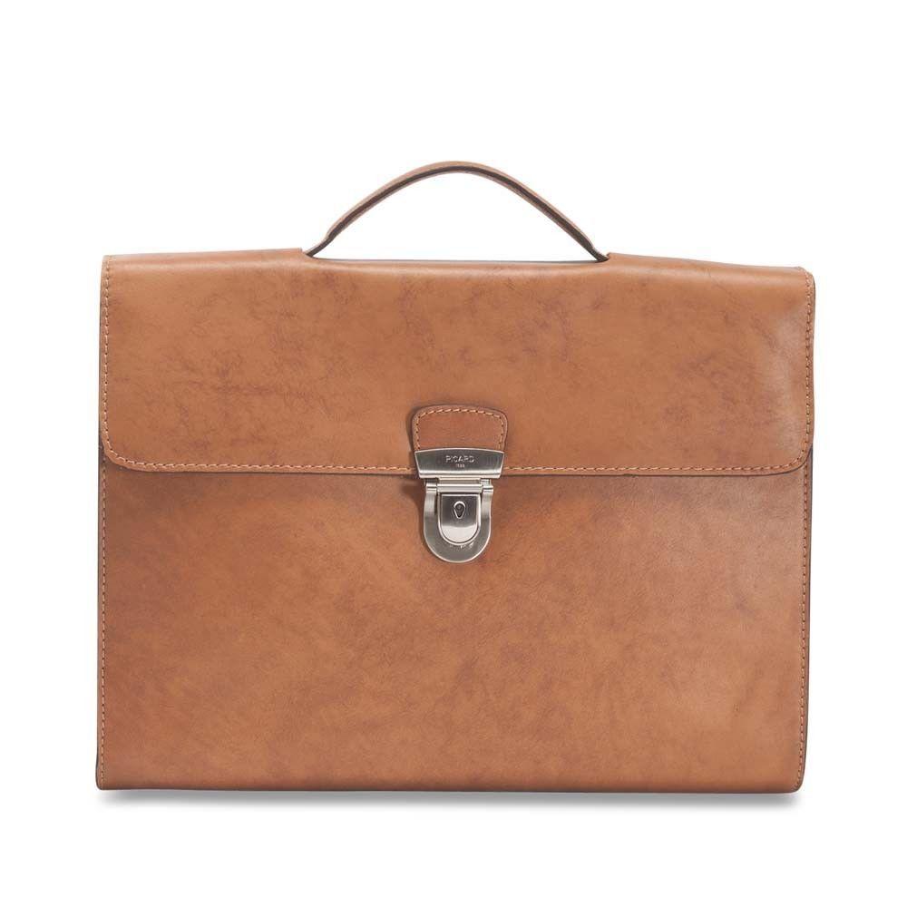 Aktenkoffer Herren Leder Handtasche Picard Toscana 8501   Taschen günstig  kaufen https://www