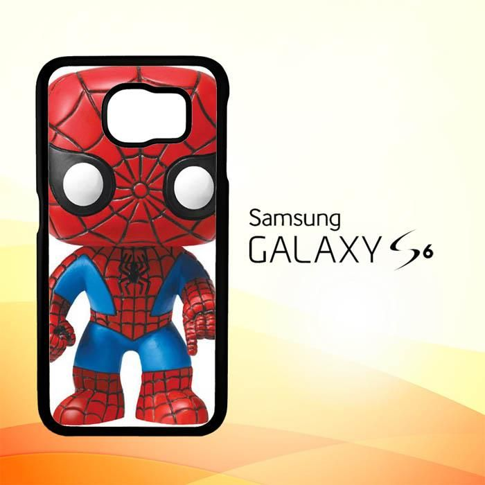 Funko Pop Spiderman F0002 Samsung Galaxy S6 Case