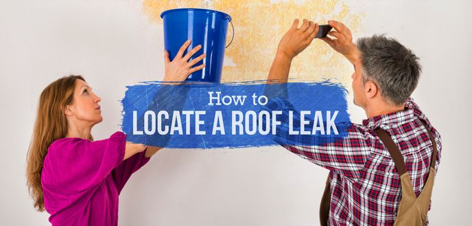 Best Find And Fix A Roof Leak Quick With These 5 Steps Garage 400 x 300