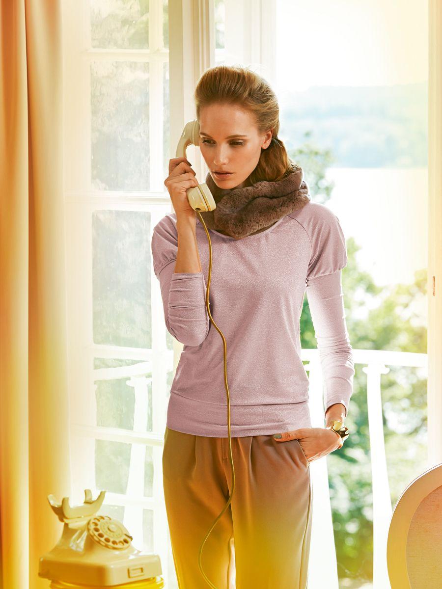 burda style, Schnittmuster, Shirt 11/2014 #113A, Ein echtes ...