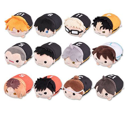 Haikyuu!! Jump Festa 2016 Mochi Mochi Mascot Plushie *Restocked* sold by Zetsueix . Shop more products from Zetsueix on Storenvy, the home of independent small businesses all over the world.