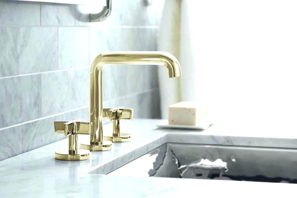 Photo of How to Clean Your Gold Bathroom Faucet