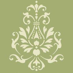 16 Plantillas decorativas para pared