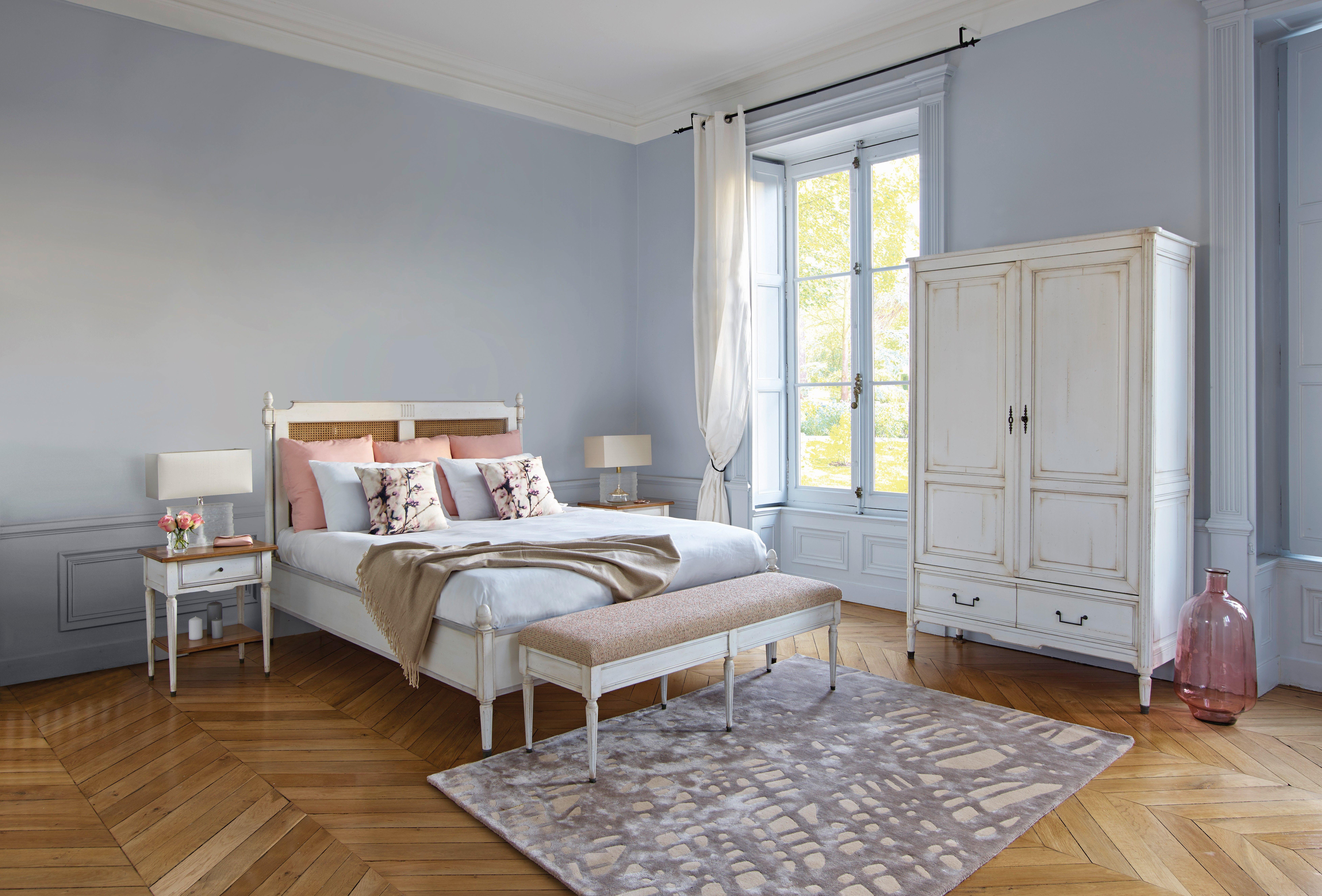 Slaapkamer ideeën zacht roze slaapkamer pink bedroom klassieke