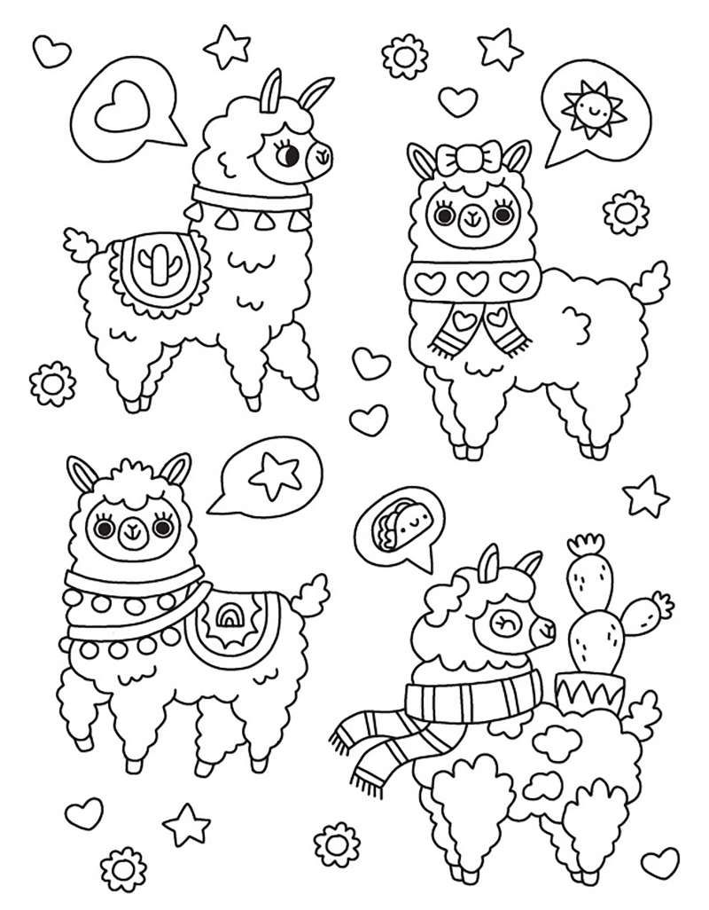 Kaleidoscope Too Cute Coloring Craft Activity Sticker Books Silver Dolphin Books Spring Coloring Pages Animal Coloring Pages Cute Coloring Pages