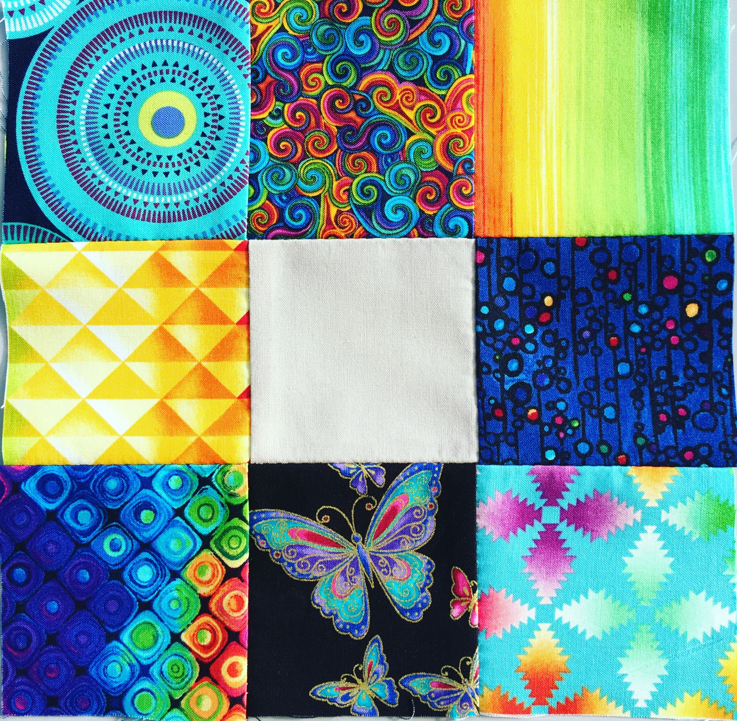 3 inch squares Quilts, Patchwork, Fabric