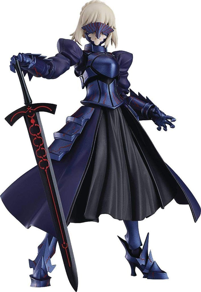 Max Factory figma 432 Fate stay night FGO Saber Alter 2.0