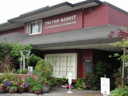 The fish market in san diego ca a must if your are in for Fish market restaurant san diego