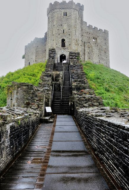cornersoftheworld: Cardiff, País de Gales   por Lucia