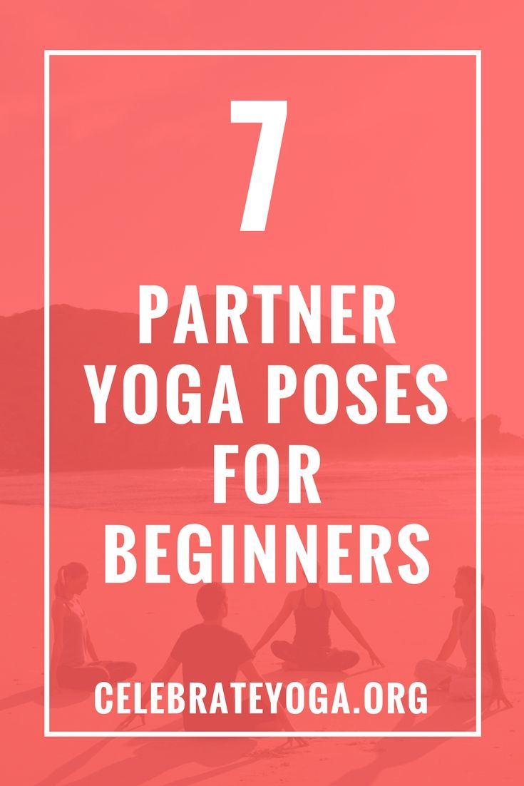 7 Partner Yoga Poses for Beginners