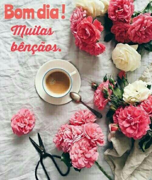 Bom dia :)