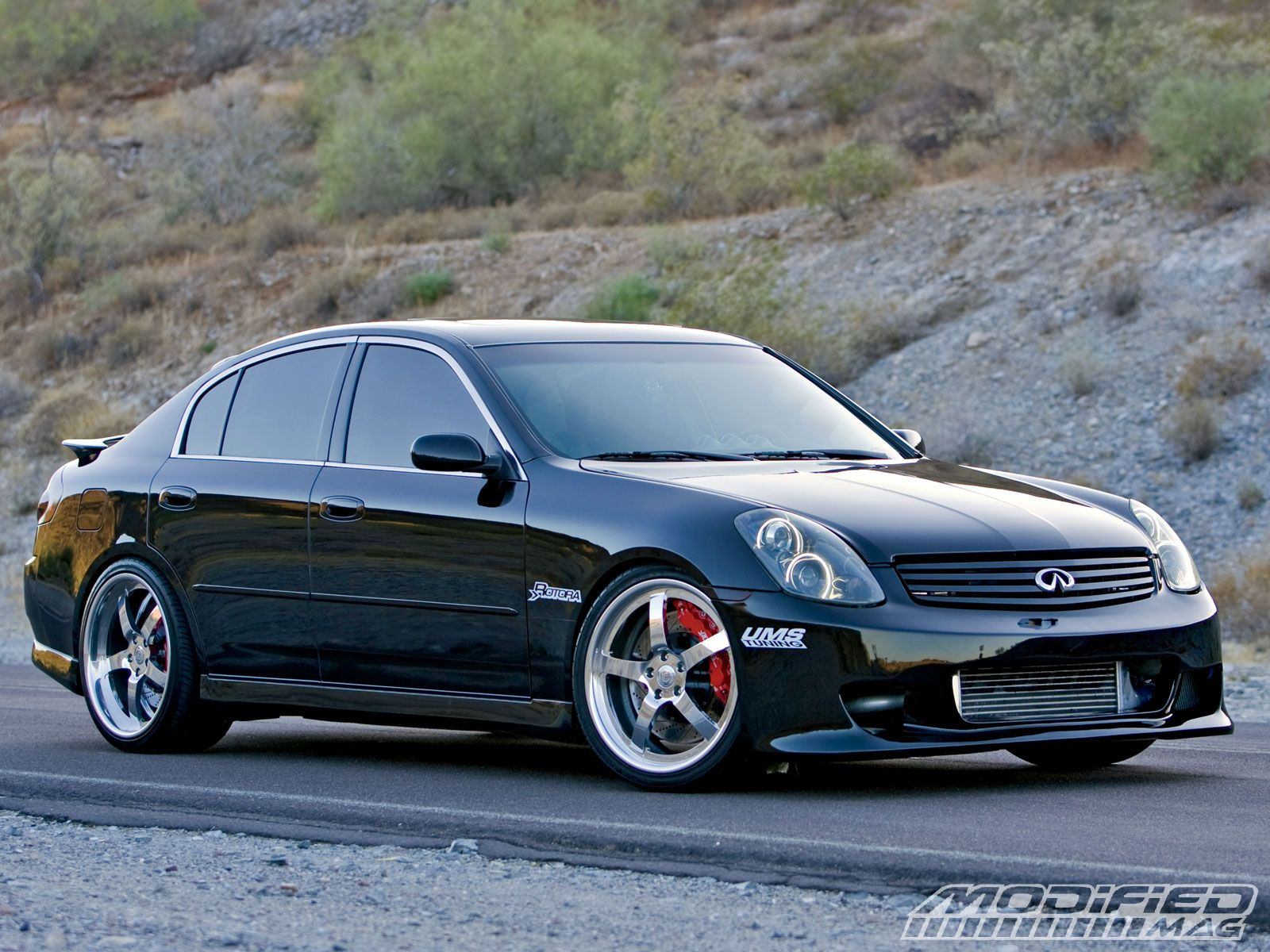 Infiniti S G35 Sedan Goal Behind Their Original Q45 Was For It To Be A
