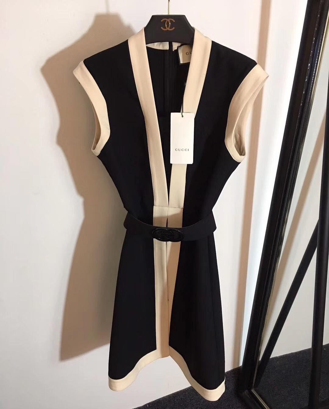 Same Photospost Id9612280brandsguccisize S M L Whatsapp 008615914922112with Shippingdhl Aramex Ems Luxury Luxurybra Fashion Dress Details Little Black Dress