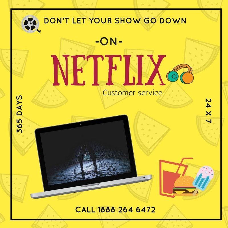 Netflix Customer Service Support 1888 264 6472 Netflix