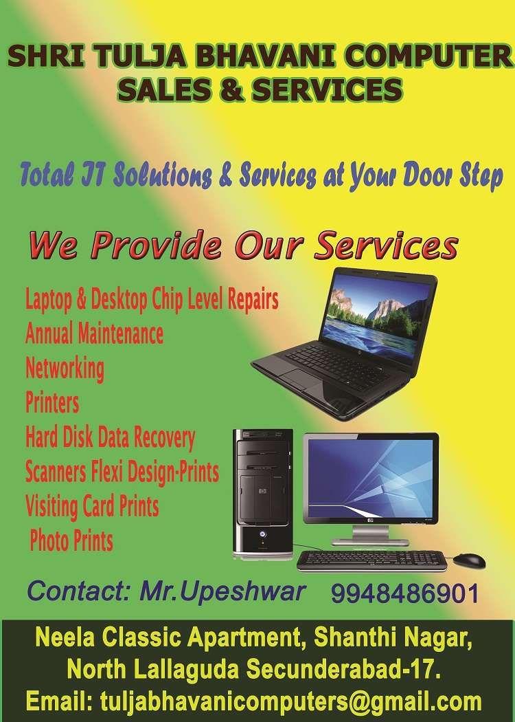 Shri Tulja Bhavani Computers Sales And Services