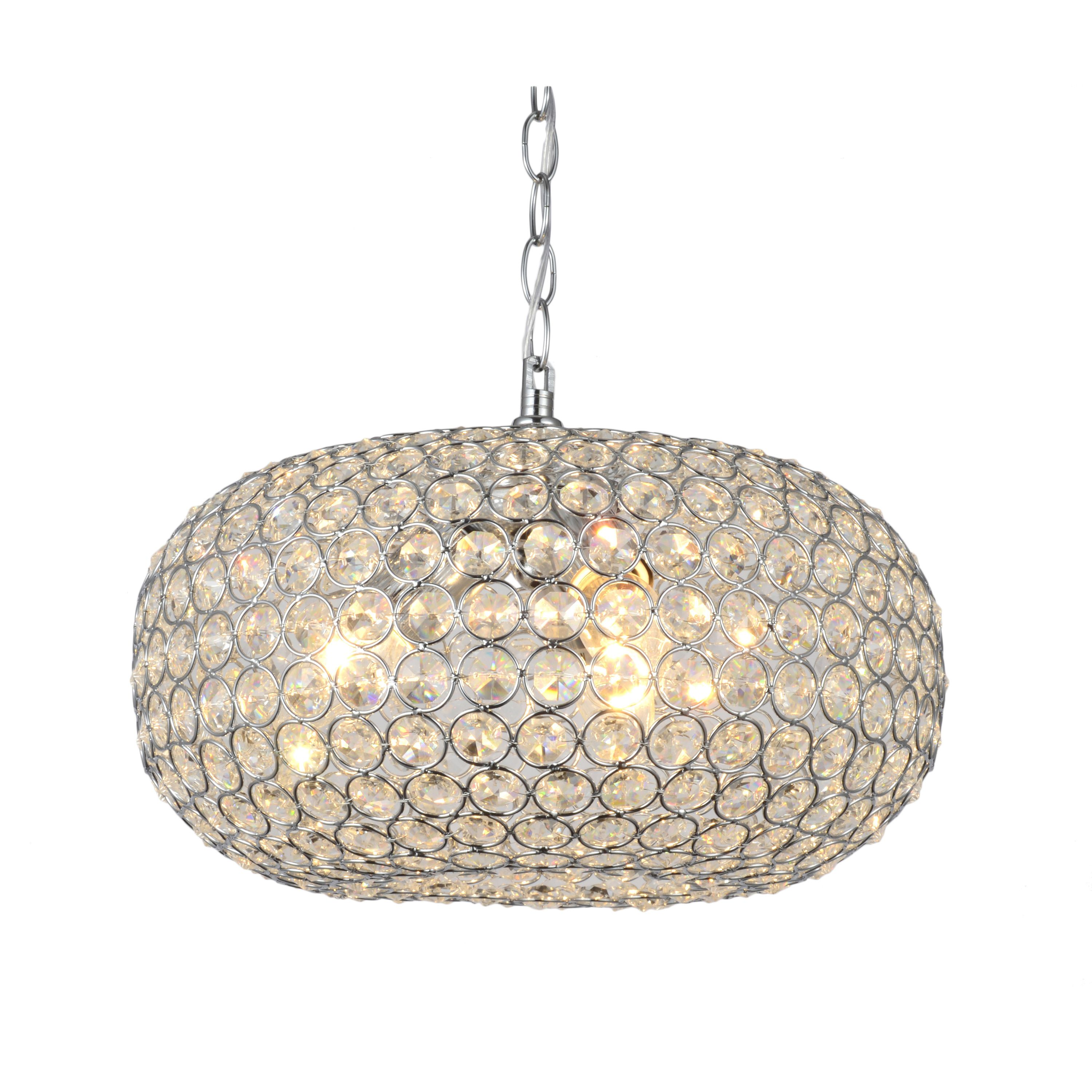 Francisca oval shaped crystal and chrome 3 light chandelier by the francisca oval shaped crystal and chrome 3 light chandelier overstock shopping great arubaitofo Choice Image