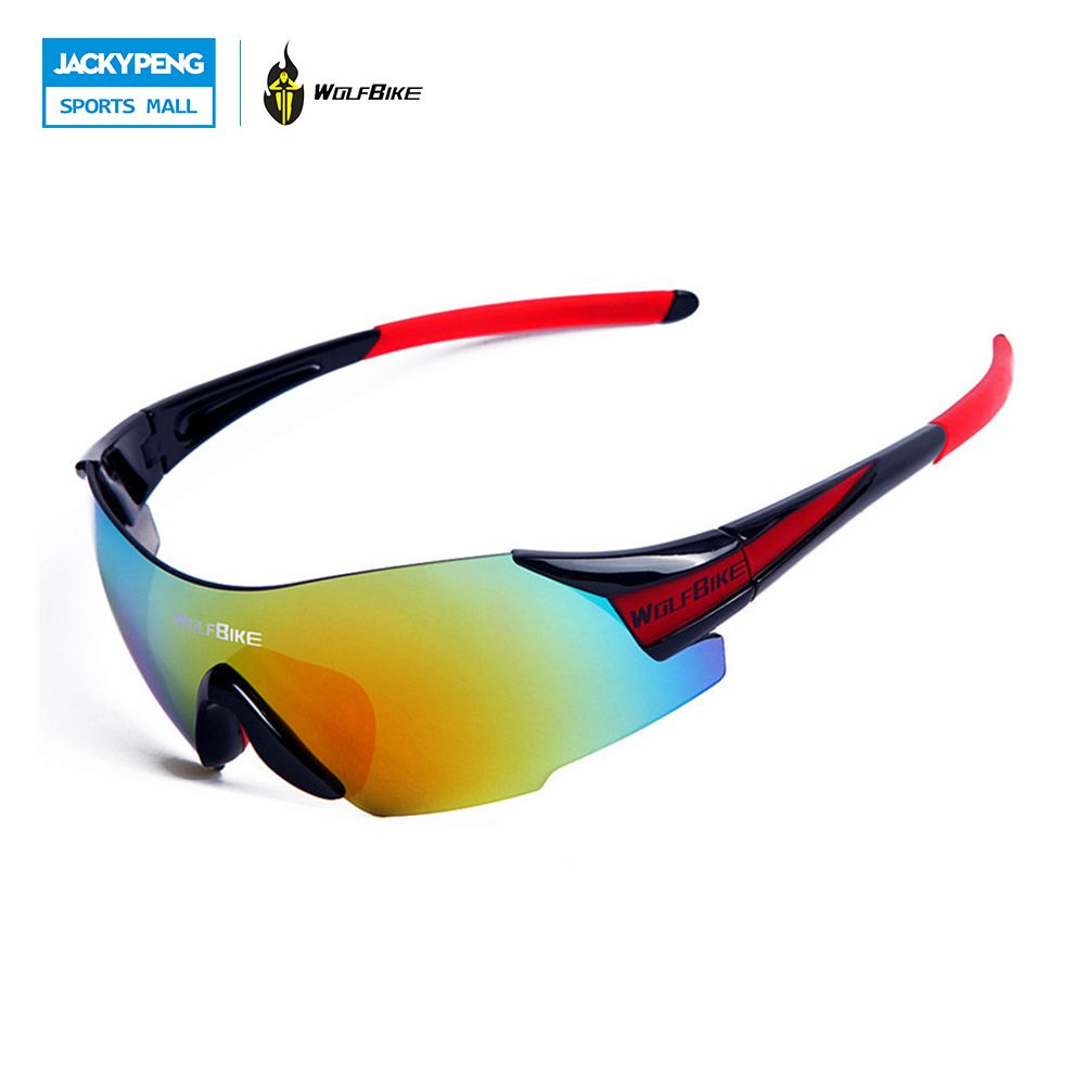 090b1e5273e WOLFBIKE Cycling Glasses Outdoor Sport Mountain MTB Bicycle Glasses  Motorcycle Sunglasses Men Women Eyewear oculos Clismo