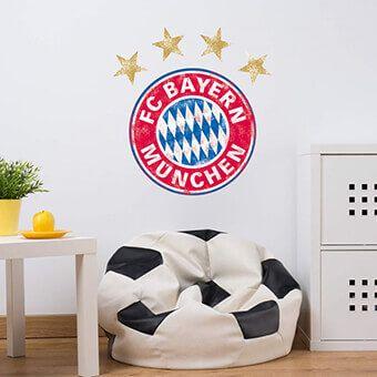 FC Bayern München   wall art.de Fantastic