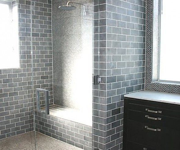 High Quality Gray Subway Matte Tile Bathroom Subway Tiles For Bathrooms Shower Popular  Ideas Grey Subway Tile Shower Part 32