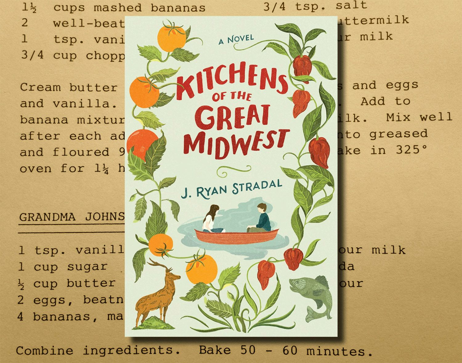 Kitchens of the Great Midwest by J. Ryan Stradal Good