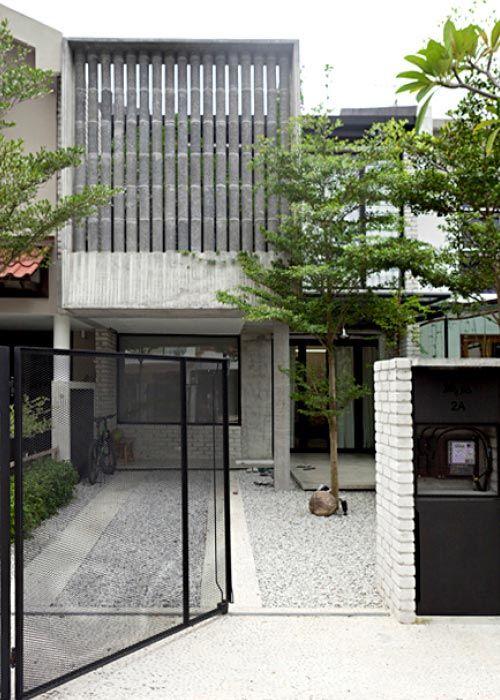 Subsoil House By Studio Bikin In Kuala Lumpur, Malaysia.