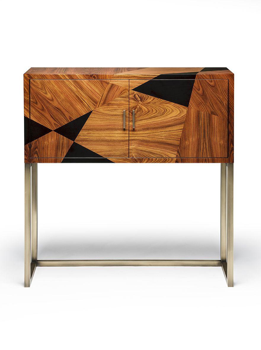 GEOMETRY CABINET by Duistt | Bedside cabinet | Pinterest