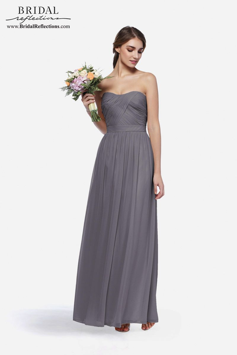 Gather gown bridesmaid dress collection bridal reflections gather gown bridesmaid dress collection bridal reflections ombrellifo Images