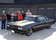 1965 Chevelle Pro Touring | 65 Chevelle Pro Touring | cars | 1965
