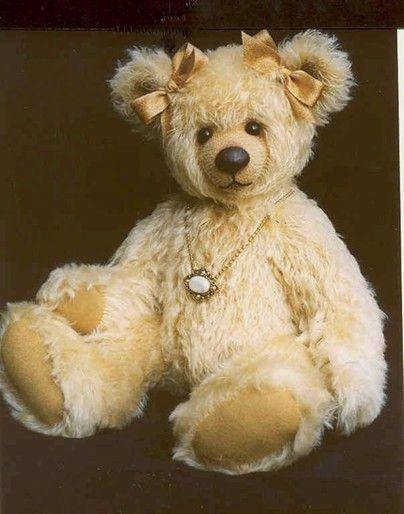 Pin von Cathie Cook auf Terrific Teddy Bears | Pinterest | Nähen