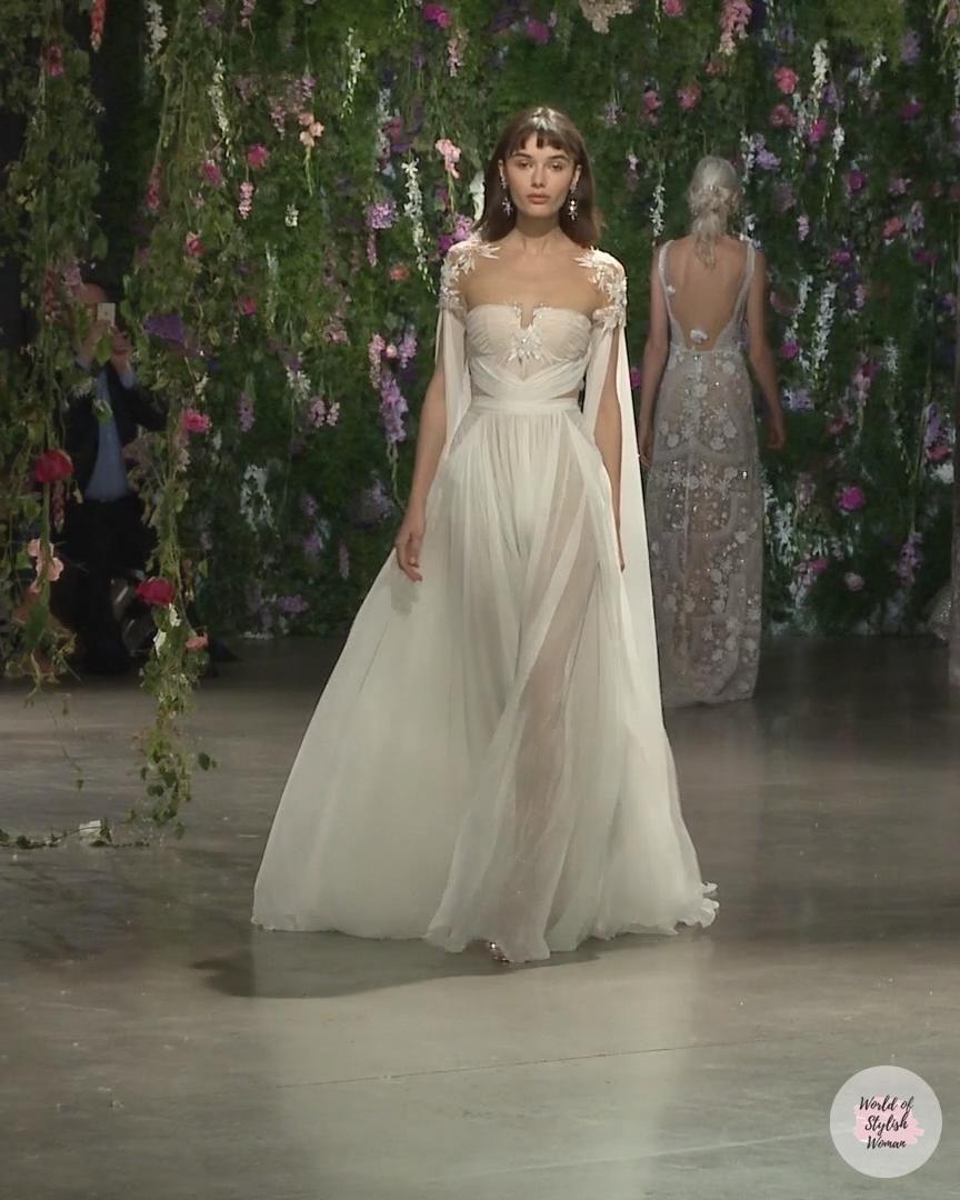 "GALIA LAHAV | Look 8 | Bridal Couture Collection """
