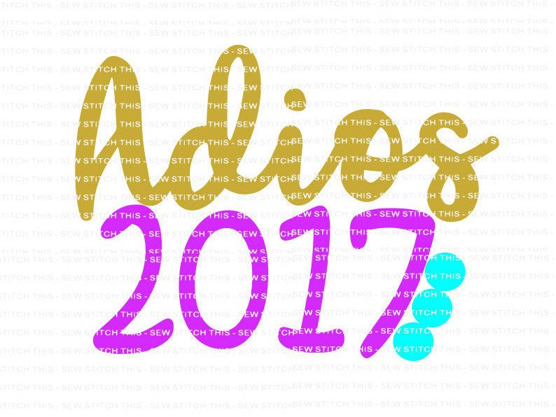 Adios 2018 Svg, Bye 2018 Svg, New Years Svg, New Year Shirt, Funny New Year Svg, Adios Svg, 2019 Svg