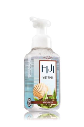 Fiji White Sands Gentle Foaming Hand Soap Island Hop With A