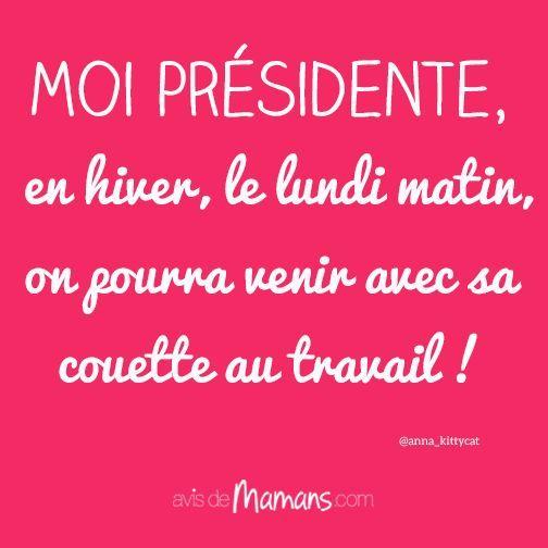 Welcome lundi :) Votez pour nous :)
