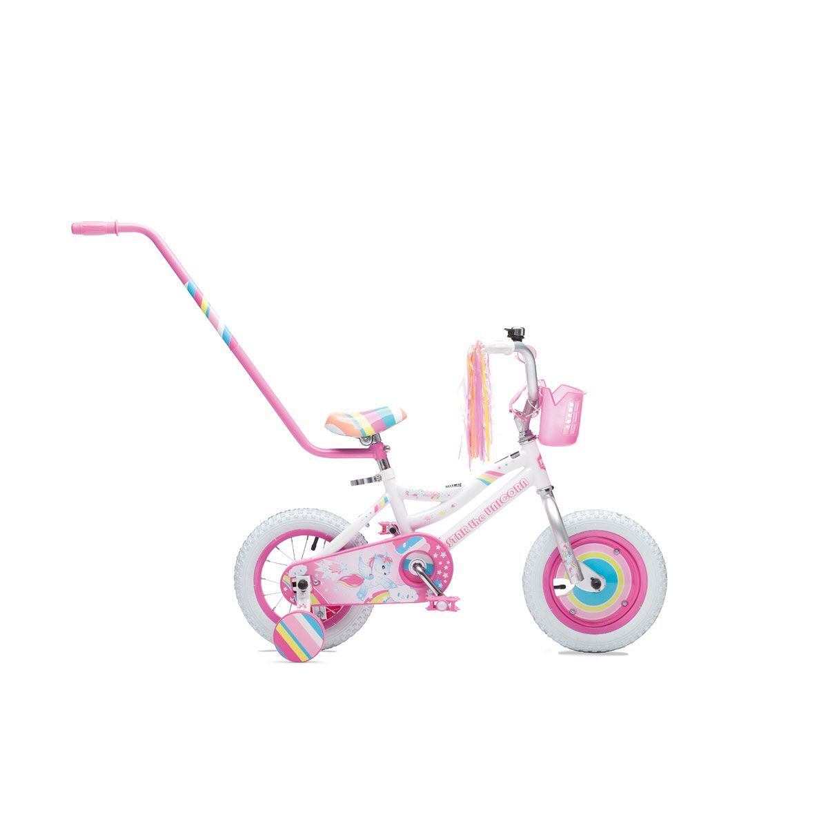 Star Of The Unicorn Bike Kmart Unicorn Bike Kids Bike Bike