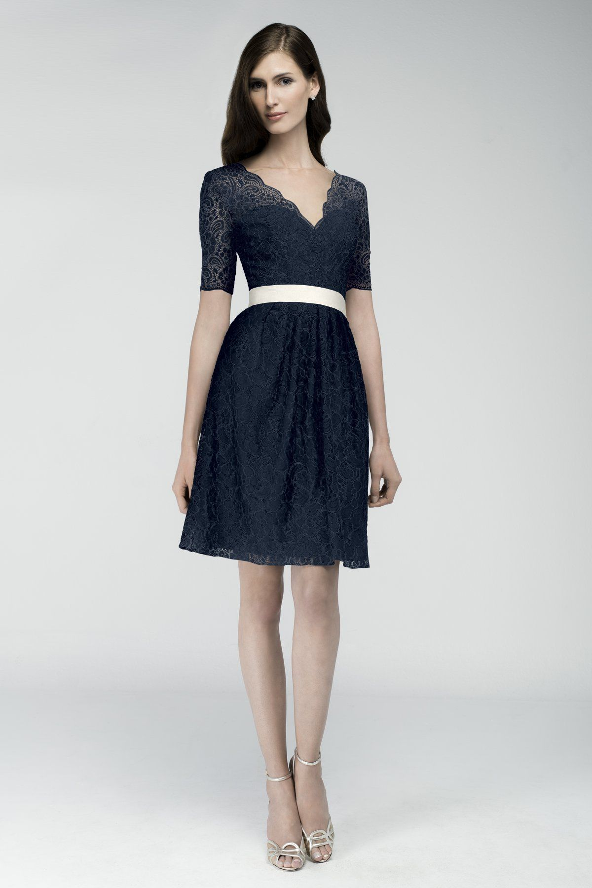 Watters Bridesmaid Dress Catania In Bella Lace At Weddington Way Find The Perfect Made To Order Dresses For Your Bridal Party