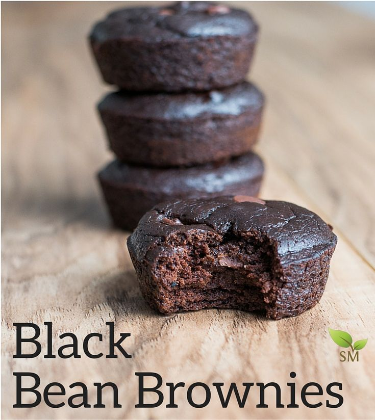 Black Bean Brownies Recipe - By Scratch Mommy