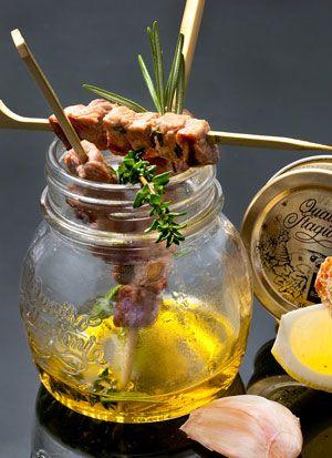 Da molise e abruzzo arrosticini ricetta realizzata da alma scuola internazionale di cucina - Alma scuola cucina costo ...