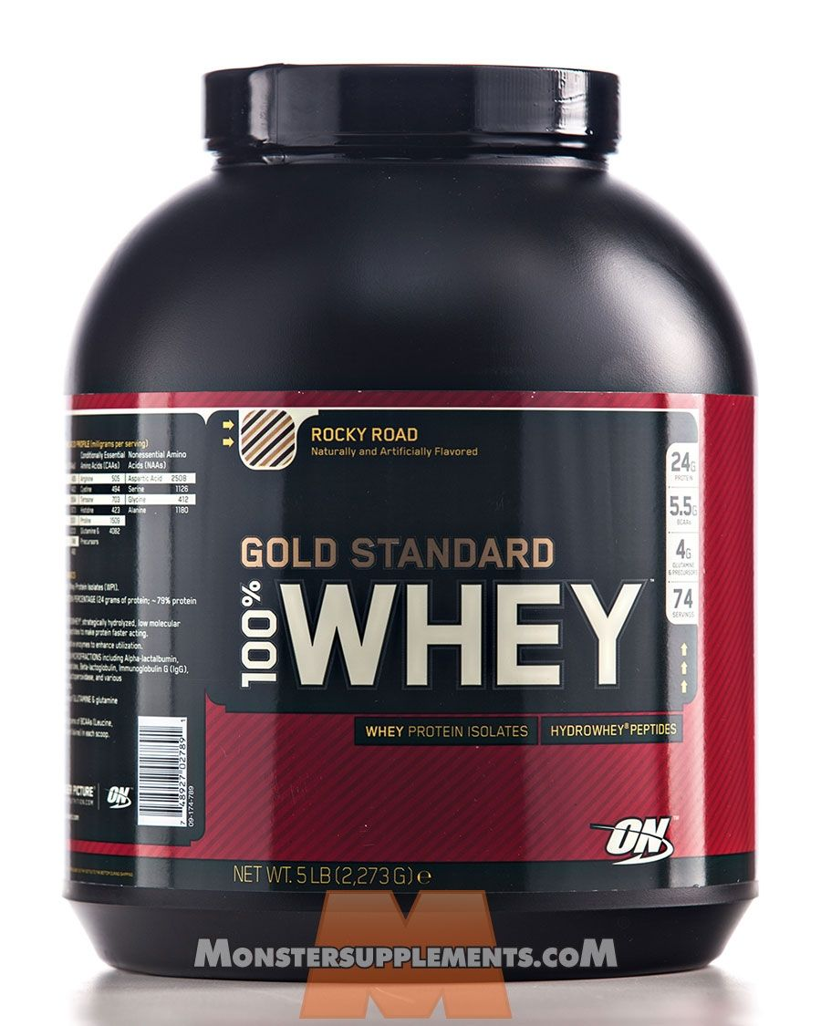 fc59ee8d8 Optimum Nutrition 100% WHEY PROTEIN 5lb - £49.93
