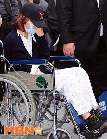 Remaining Ladies' Code members return to hospital