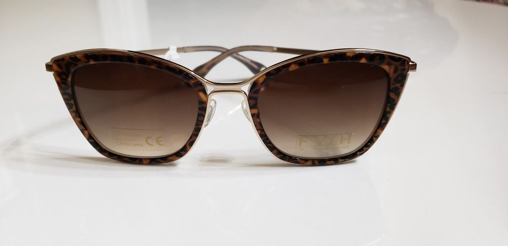839ca992ae Fysh leopard print Sunglasses authentic  fashion  clothing  shoes   accessories  womensaccessories