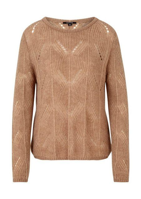 Photo of Buy Comma Ribbed Long-Sleeved Sweater   OTTO