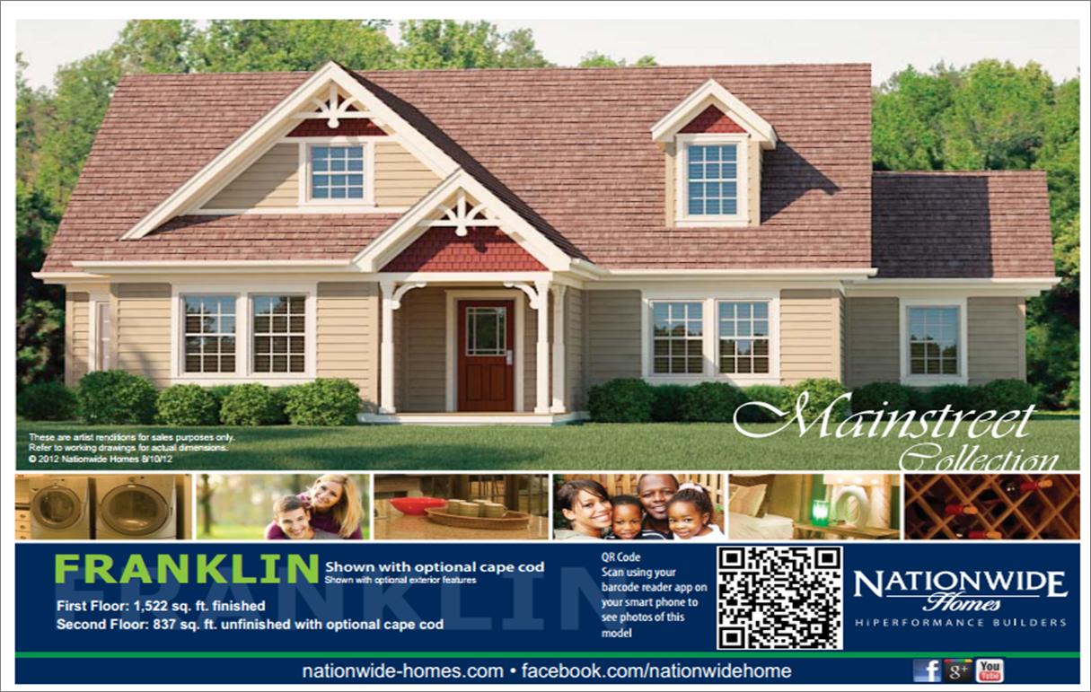 The Franklin Modular Home Modular Homes Prefab Modular Homes House Plans