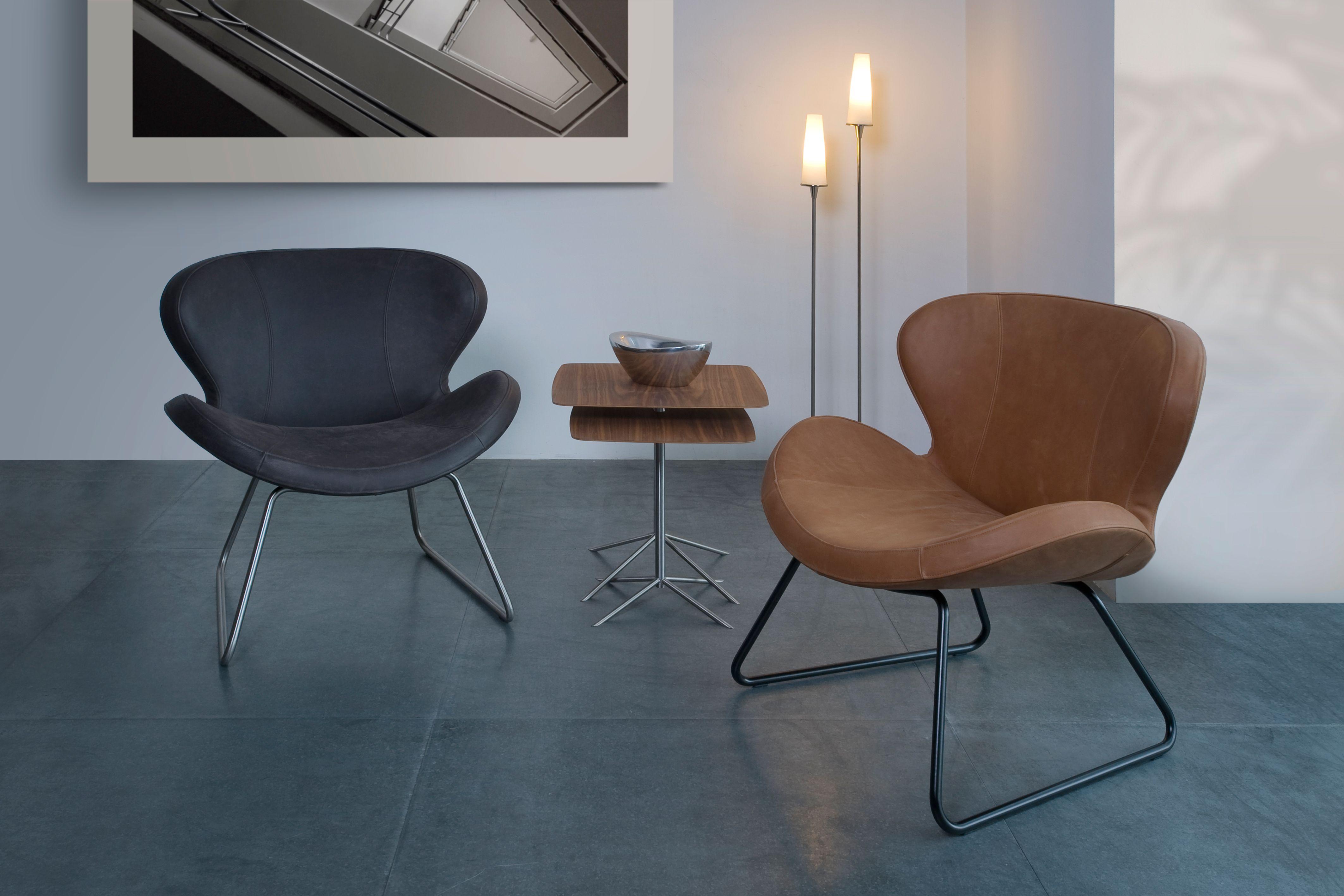 Fauteuils peggy slide bijzettafels twinset design meubels