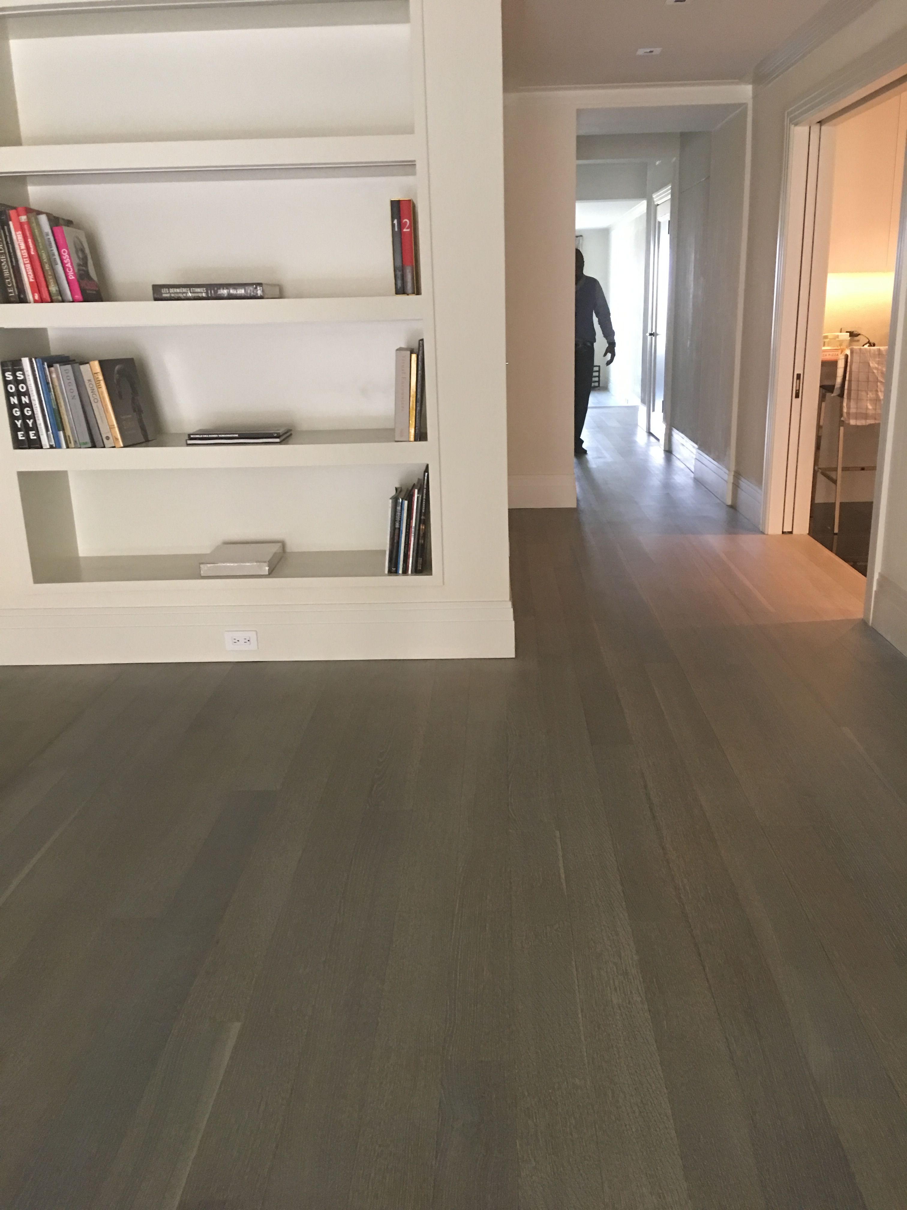 There are many different types of hardwood flooring that